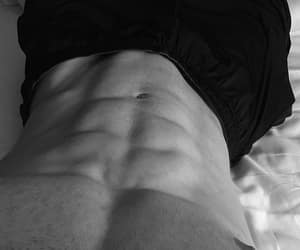 abs, fitness, and sixpack image