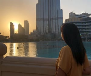 Dubai, girls, and lifestyle image