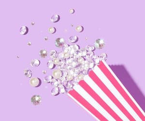 fancy, popcorn, and pearls image