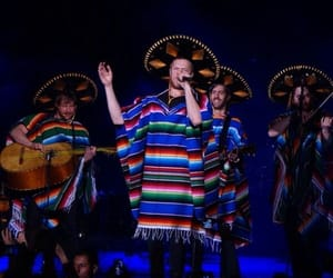mexican, imagine dragons, and dan reynolds image