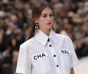 aesthetic, catwalk, and chanel image