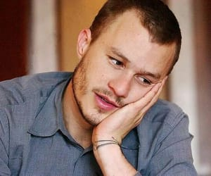 heath ledger, actor, and brokeback mountain image