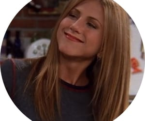 icon, friends, and rachel green image