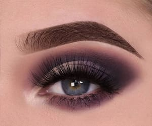 eye, lashes, and makeup image