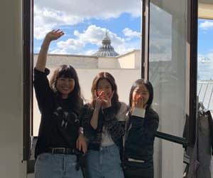 blackpink, jennie, and lisa image