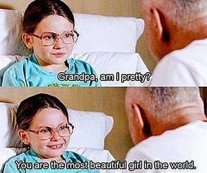 grandpa, pretty, and little miss sunshine image