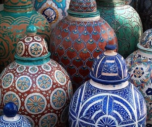 morocco and pattern image