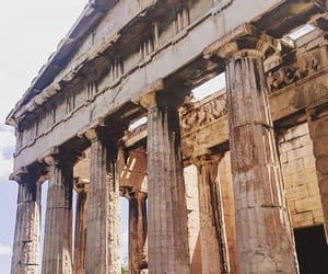 aesthetic, Greece, and architecture image