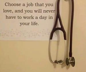 job, doctor, and medicine image