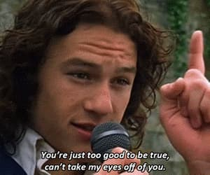 10 things i hate about you, gif, and movies image