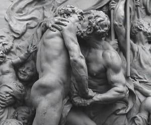 gay, grey, and kiss image