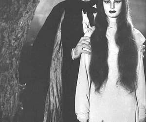 Bela Lugosi, mark of the vampire, and carroll borland image