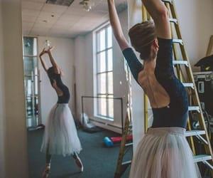 aesthetic, alternative, and ballerina image
