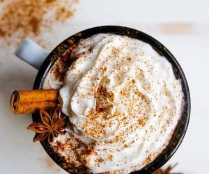 Cinnamon, autumn, and delicious image
