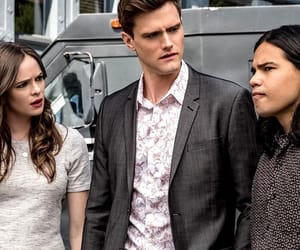 ralph, DC, and caitlin snow image