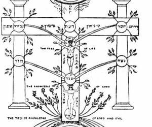 adam and eve, alchemy, and garden of eden image