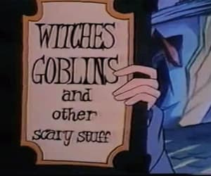cartoon, gif, and goblins image
