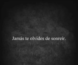 sonrie, 😁, and citas image