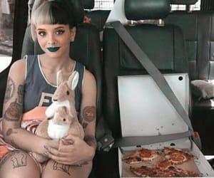 cry baby, pizza, and melanie martinez image