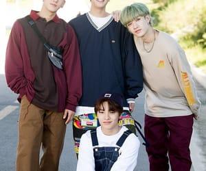 seungmin, jeongin, and Chan image