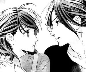 sensei, manga, and manga girl image