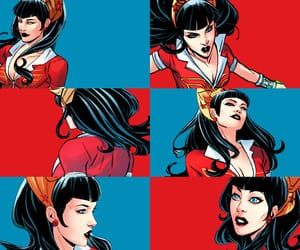 wonder woman, dc comics, and bombshells image