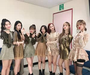 k-pop, kpop, and oh my girl image