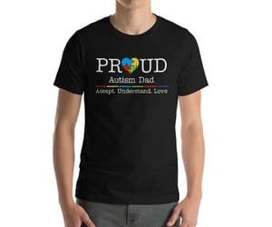 etsy, autism awareness, and autistic child image