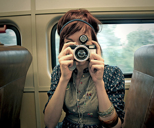 Allister Ann, flickr, and train image