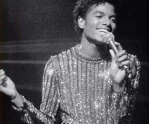 dancer, jackson, and king of pop image