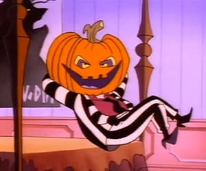 Halloween, beetlejuice, and cartoon image