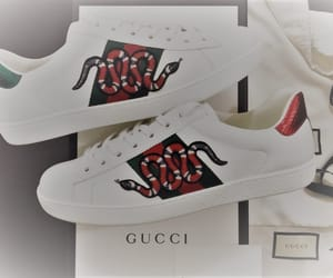 designer, gucci shoes, and fashion image