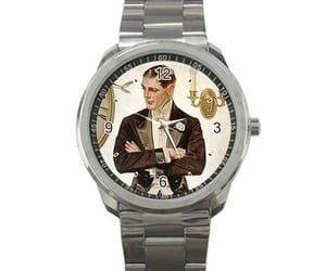 advertisement, sportswatch, and etsy image