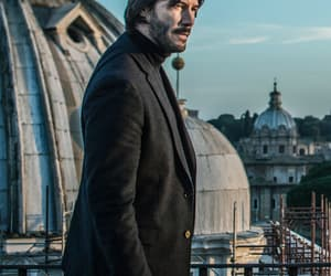 keanu reeves, suit and tie, and john wick image