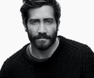 jake gyllenhaal, beard, and man image
