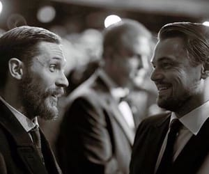 tom hardy, leonardo dicaprio, and actor image