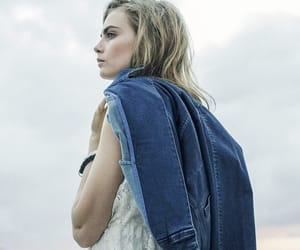 beauty, denim, and wow image