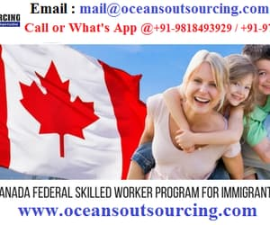 federal skilled worker, ielts for canada, and family visa for canada image