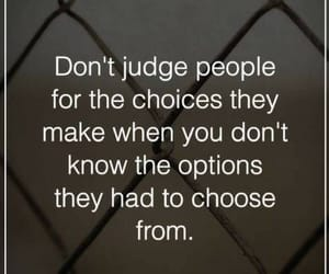 choices, Right, and judge image