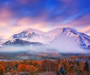 fall, landscape, and landscapes image