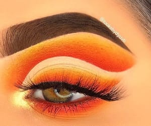 beautiful, fall, and makeup image