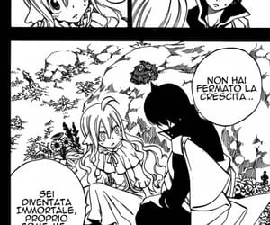 mavis, truth, and fairy tail image