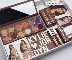 makeup, kylie jenner, and beauty image