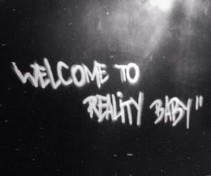 reality, black, and baby image