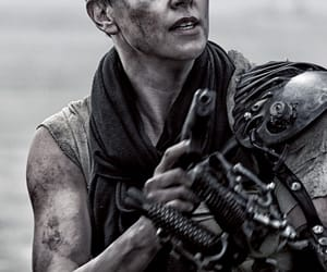 Charlize Theron, mad max, and imperator furiosa image