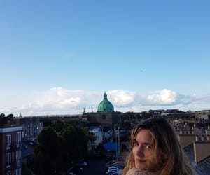 dublin, rooftop, and irlande image