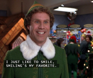 elf, funny, and movie image