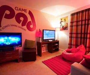 game room design ideas and gaming room design image