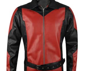 biker jacket, motivation, and men fashion image