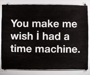 wish, Time machine, and quote image